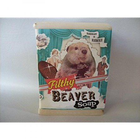 filthy beaver all natural glycerin bar soap ylang ylang vanilla