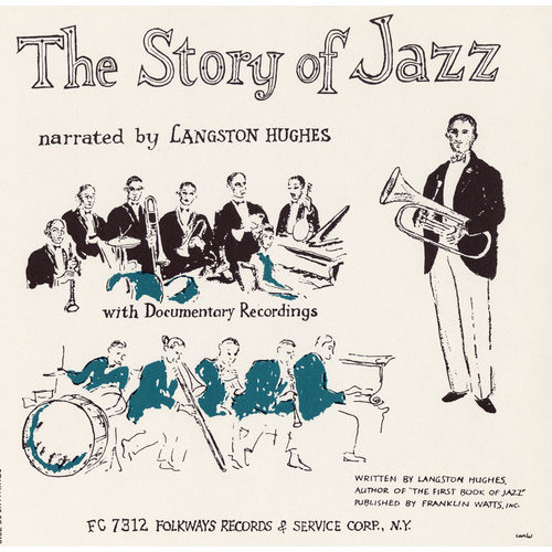 Langston Hughes - Story of Jazz [CD]