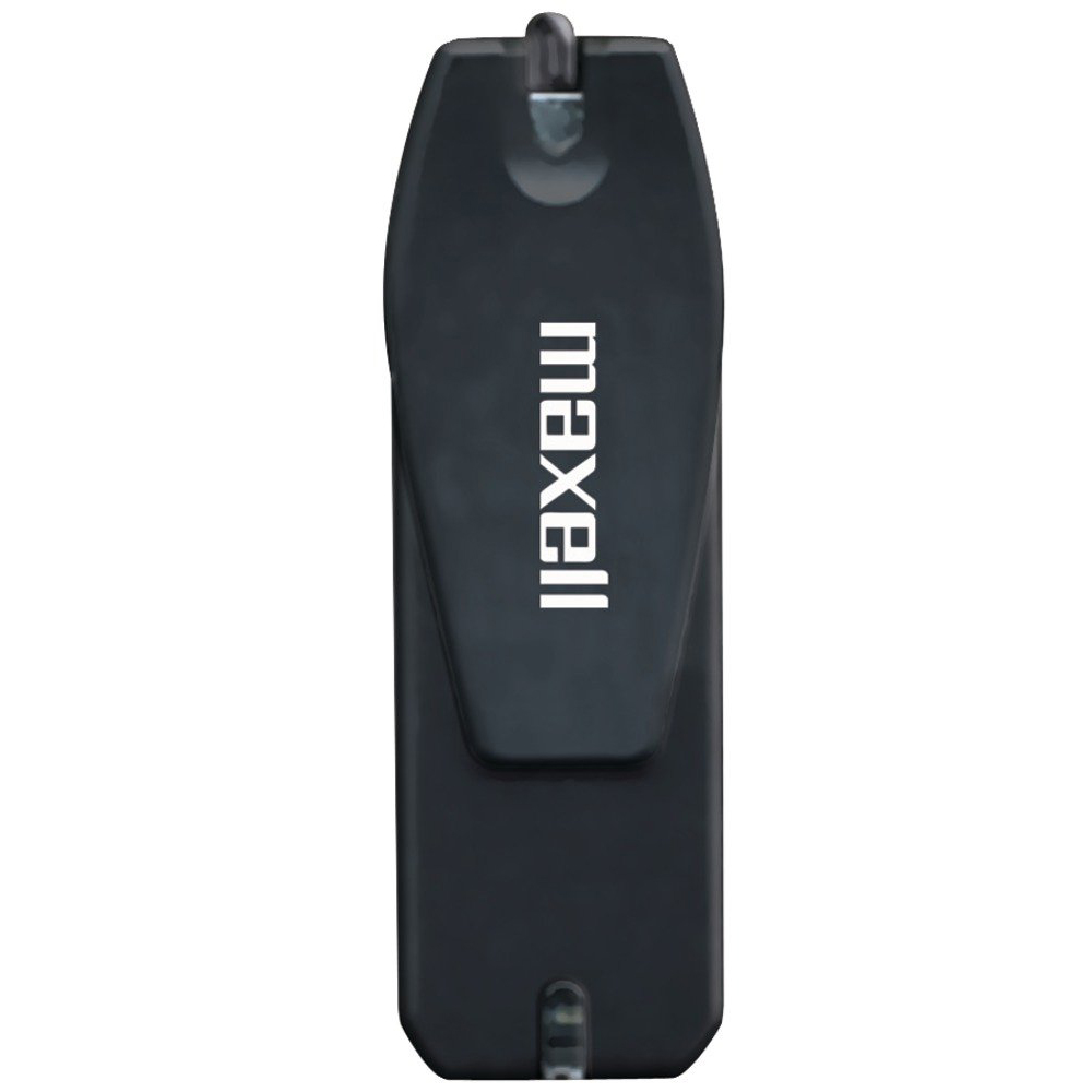 Maxell 503202 Easy Plug And Play Password Protection 8 GB USB 2.0 Flash Drive with Rotating Cap