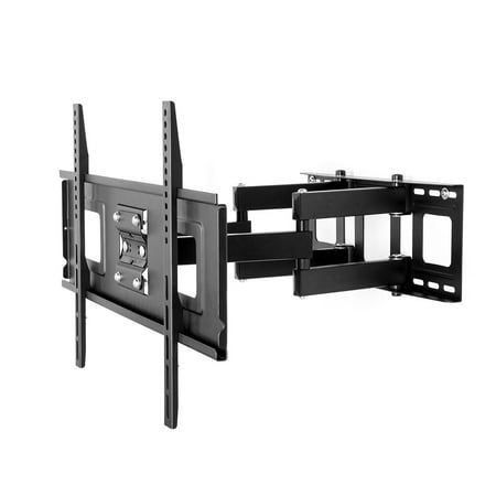 FLEXIMOUNTS A04 Full Motion Articulating TV Wall Mount Bracket for 32-70 Inch LED LCD HD 4K Plasma TV