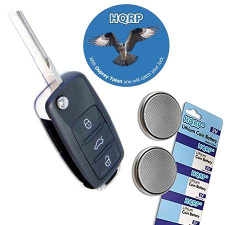 hqrp transmitter   batteries  volkswagen vw beetle