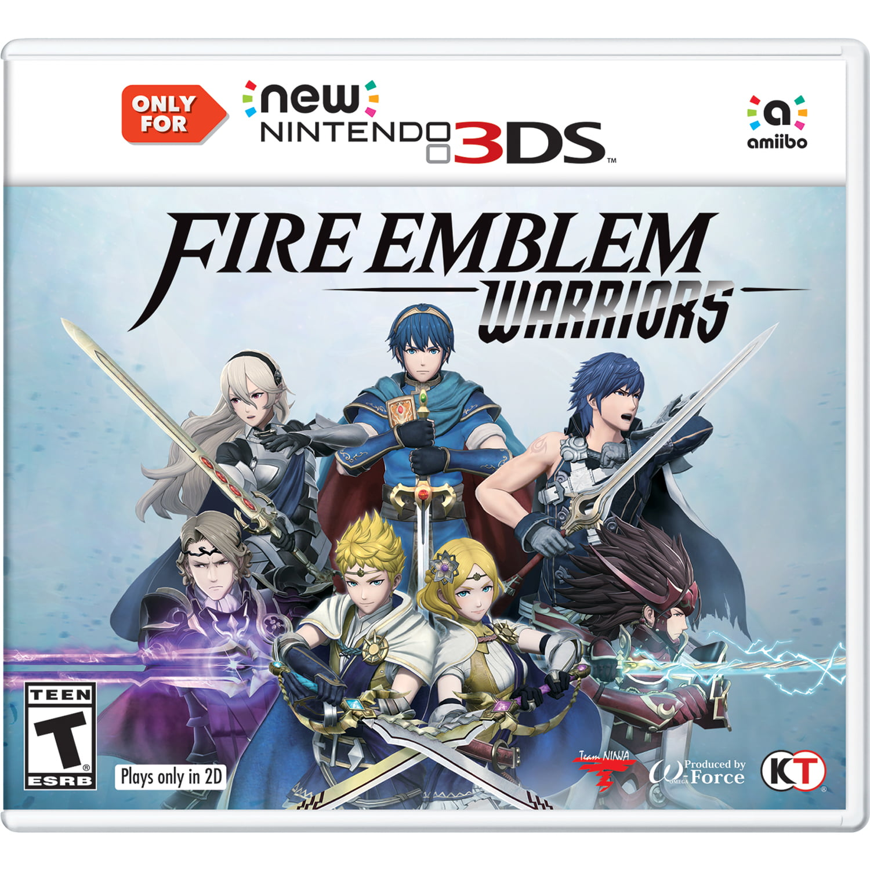 Koei Fire Emblem Warriors, Nintendo, Nintendo 3DS