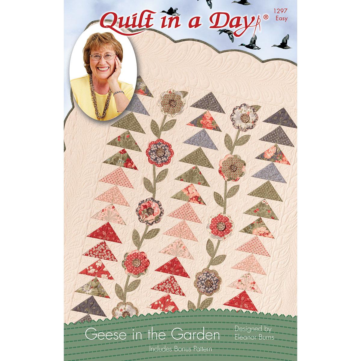 Eleanor Burns Patterns-Geese In The Garden