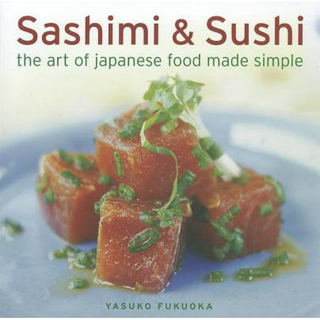 Sashimi & Sushi : The Art of Japanese Food Made Simple - Halloween Japanese Food
