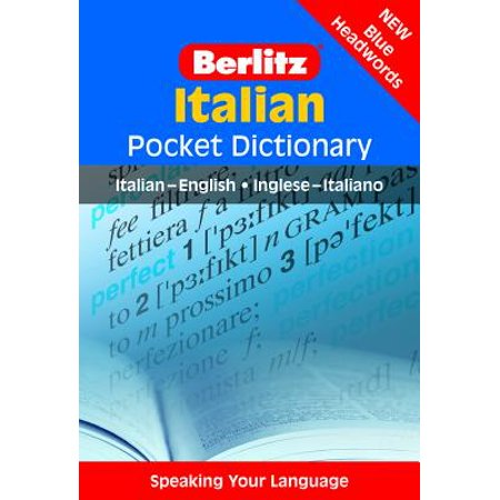 Berlitz Italian Pocket Dictionary :