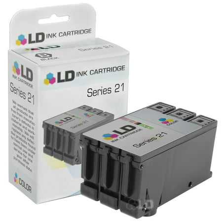 - Compatible 170 Page Y499D / 330-5274 (Series 21) Color Cartridge for Dell V313 and V313w