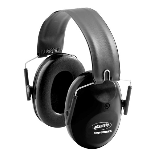 Peltor Shotgunner NRR 21 dB Earmuff, Black