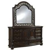 San Marino 2-Door 8 Drawer Dresser - Sanibel
