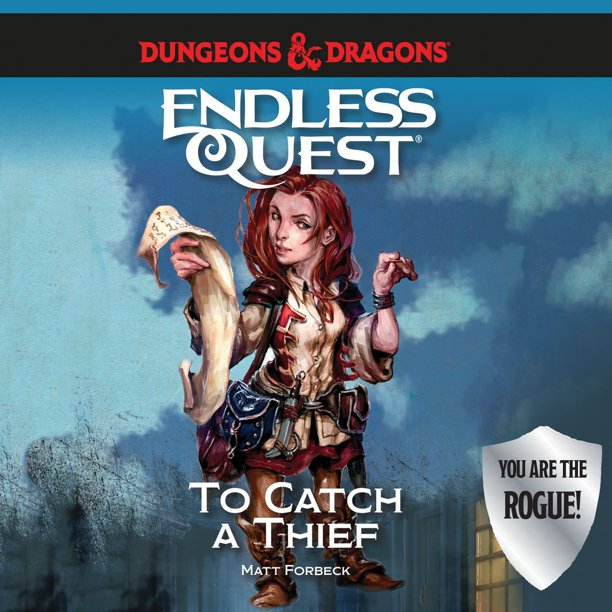 Dungeons & Dragons: To Catch a Thief - Audiobook