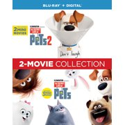 The Secret Life of Pets: 2-Movie Collection (Blu-ray)