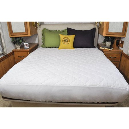 Ab Lifestyles Short Queen Mattress Pad Usa Made Cover For Camper Rv Travel