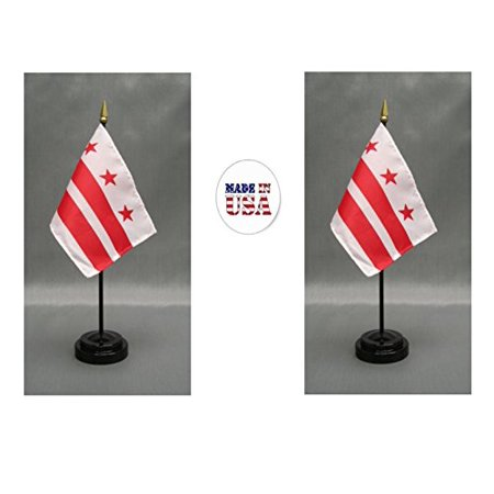 - Made in the USA. 2 District of Columbia 4