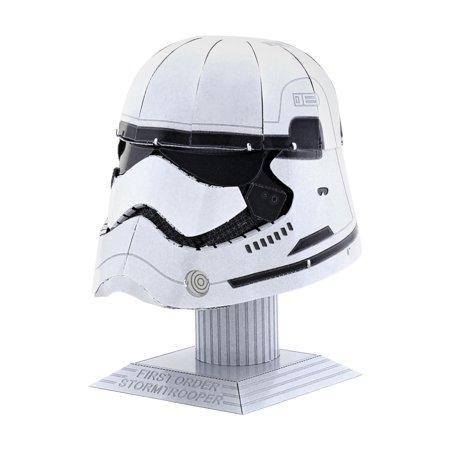 Cheap Stormtrooper Helmet (Metal Earth 3D Metal Model Kit - Star Wars Stormtrooper)