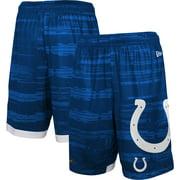 Indianapolis Colts New Era Training Daze Shorts - Royal