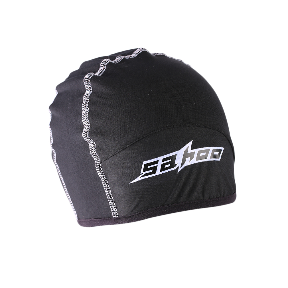 SAHOO Winter Riding Road Bike Bicycle Caps Men Hiking Skiing Cycling Riding Windproof Hat Helmet Inner Caps by
