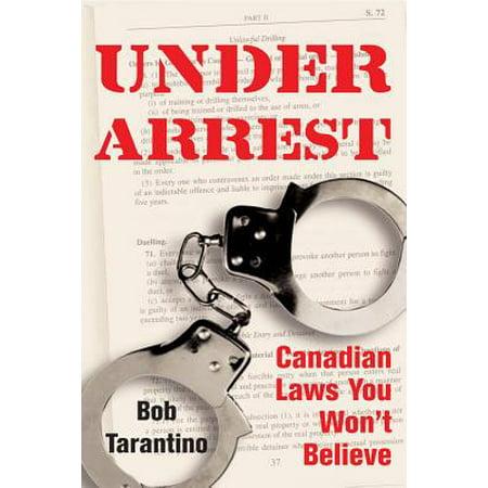 Under Arrest - eBook - Under Arrest