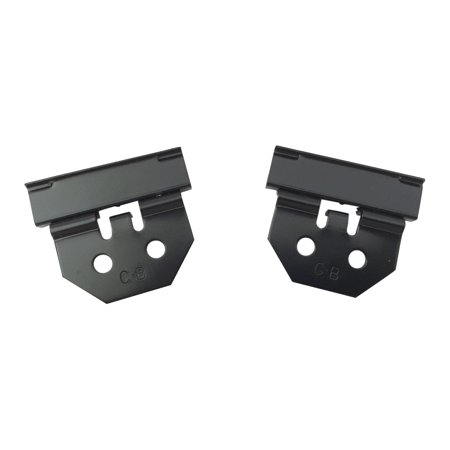 Metal-4 Holes 1991-2010 ford explorer 2001-2010 ford explorer sport trac Front Door Window Glass Buttom Attachment Channel Clips W/ Tips