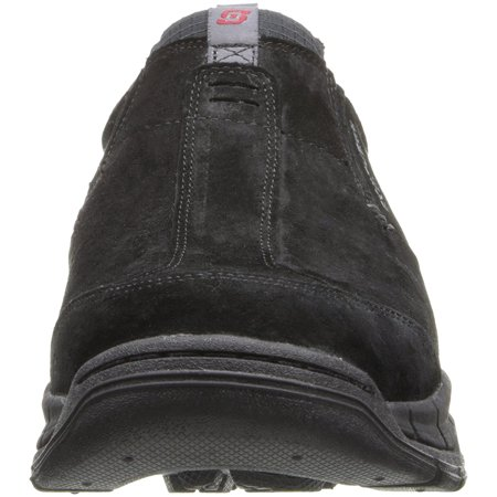 bbbed8fc6bb Skechers - Men s Rig Mountain Top Charcoal Black 51292 CCBK - Walmart.com