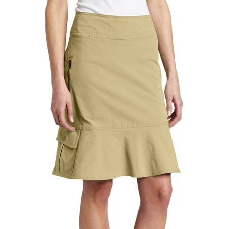 f0cd022b05 Royal Robbins - Royal Robbins Women's Discovery Skirt Desert 6 - Walmart.com