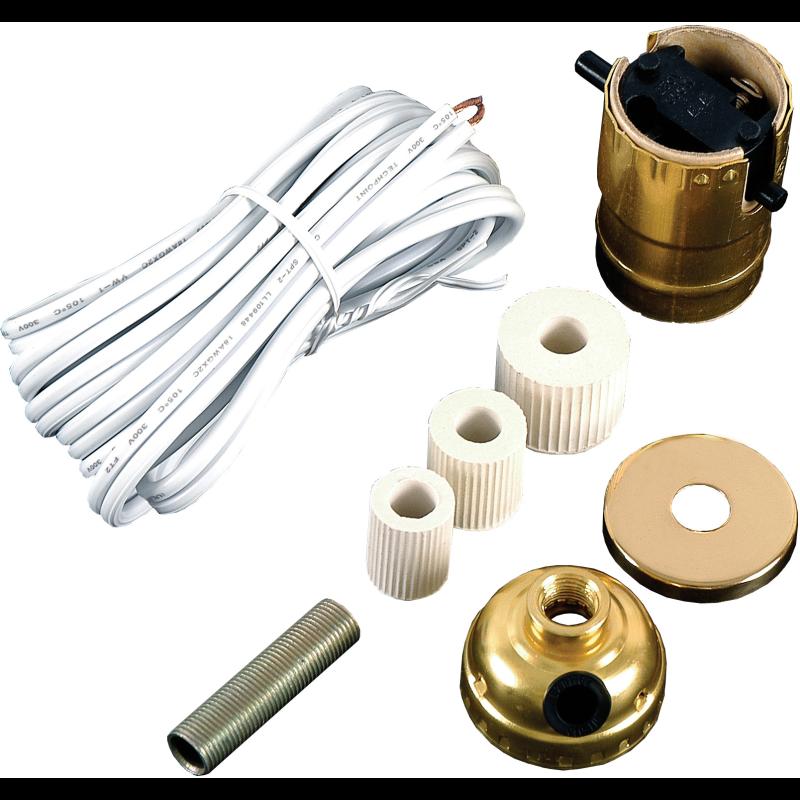GE Bottle Lamp Kit, 50961