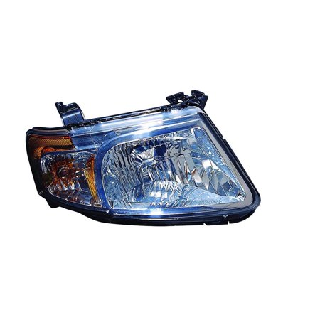 For Mazda Tribute/Tribute Hybrid 08-11 Headlight Assembly Passenger Side (CAPA Certified)