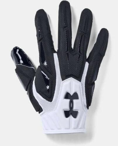 Under Armour Men/'s UA Spotlight NFL Football Receiver Gloves 1326218-001 Black