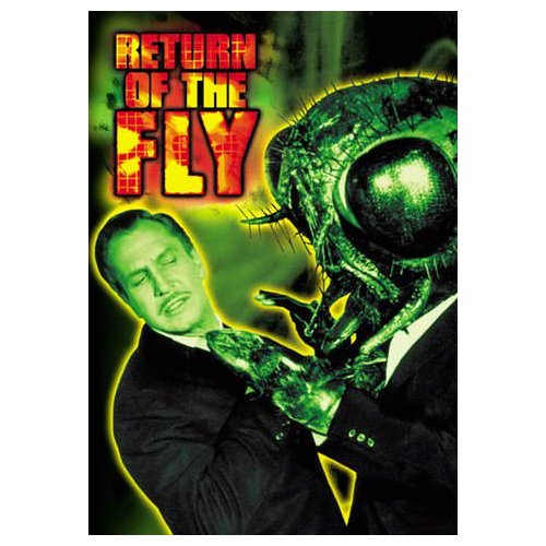 The Return of the Fly (1959)