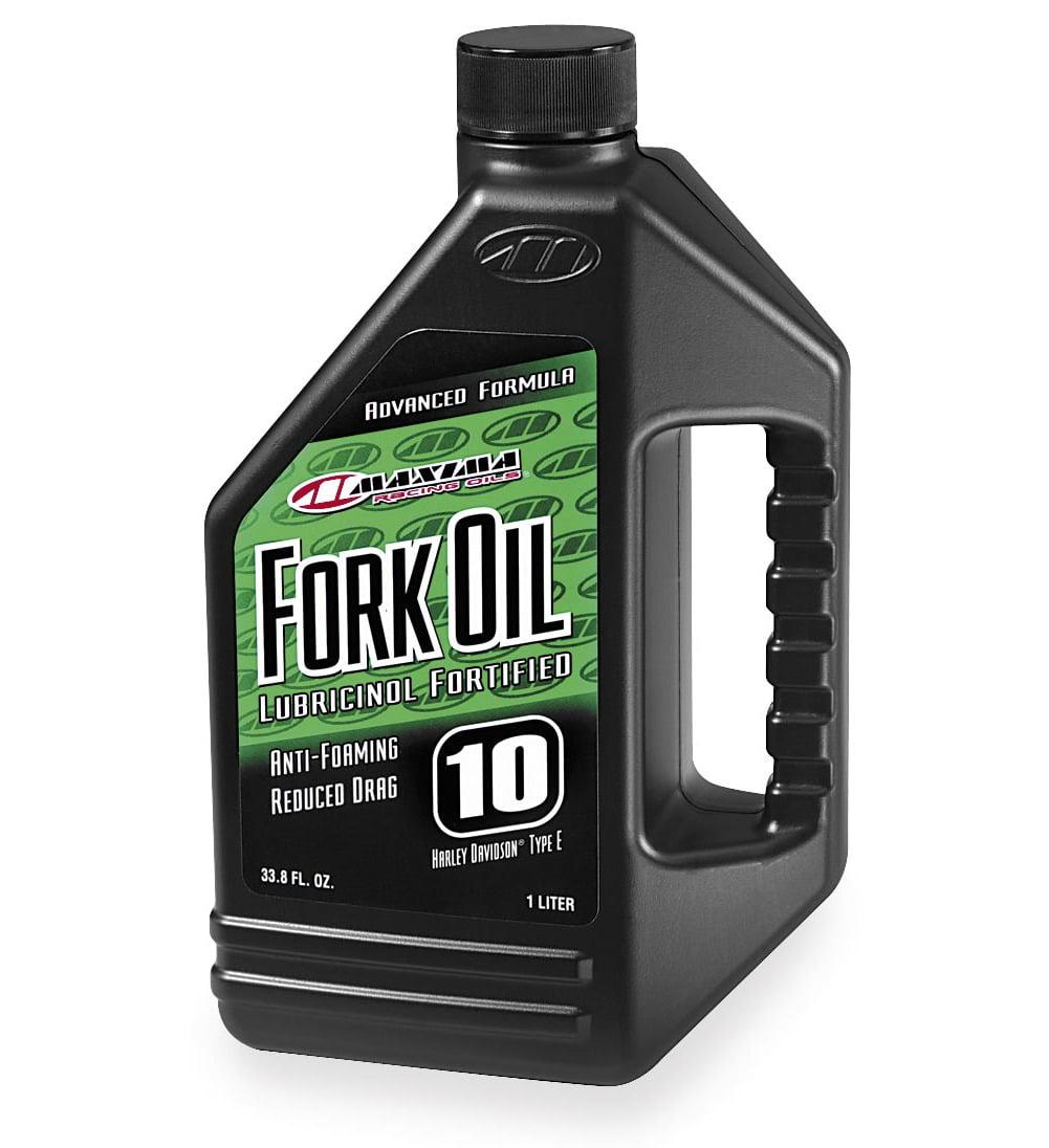 Maxima 55916 Fork Oil - 10WT - 16oz.