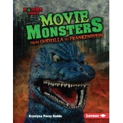 Monster Mania: Movie Monsters: From Godzilla to Frankenstein (Hardcover)