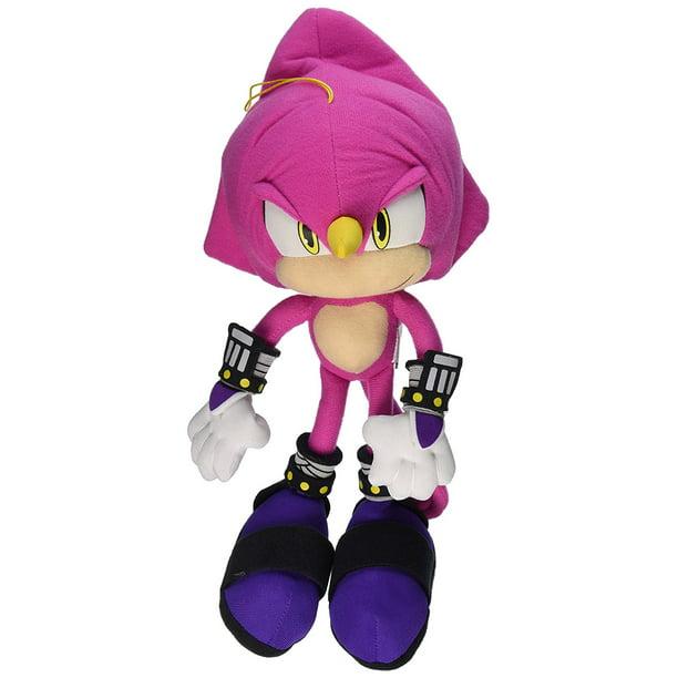 Great Eastern Sonic The Hedgehog Espio The Chameleon Plush Walmart Com Walmart Com