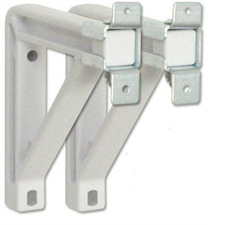Draper Fixed Wall-Mounting Brackets 227225 (Draper Angle)