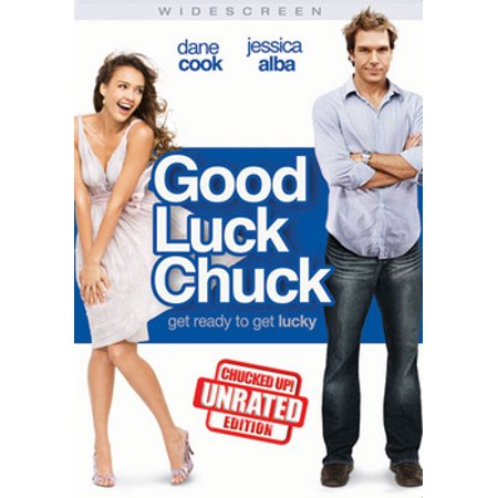 Good Luck Chuck (DVD) (Jessica Alba Nude In Good Luck Chuck)