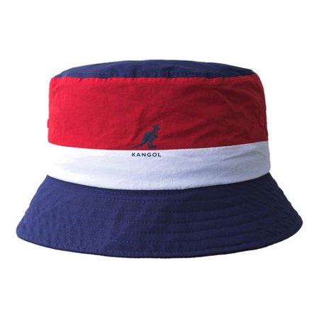 Kangol Bold Stripe Bucket Hat - Walmart.com 8493a4def45e
