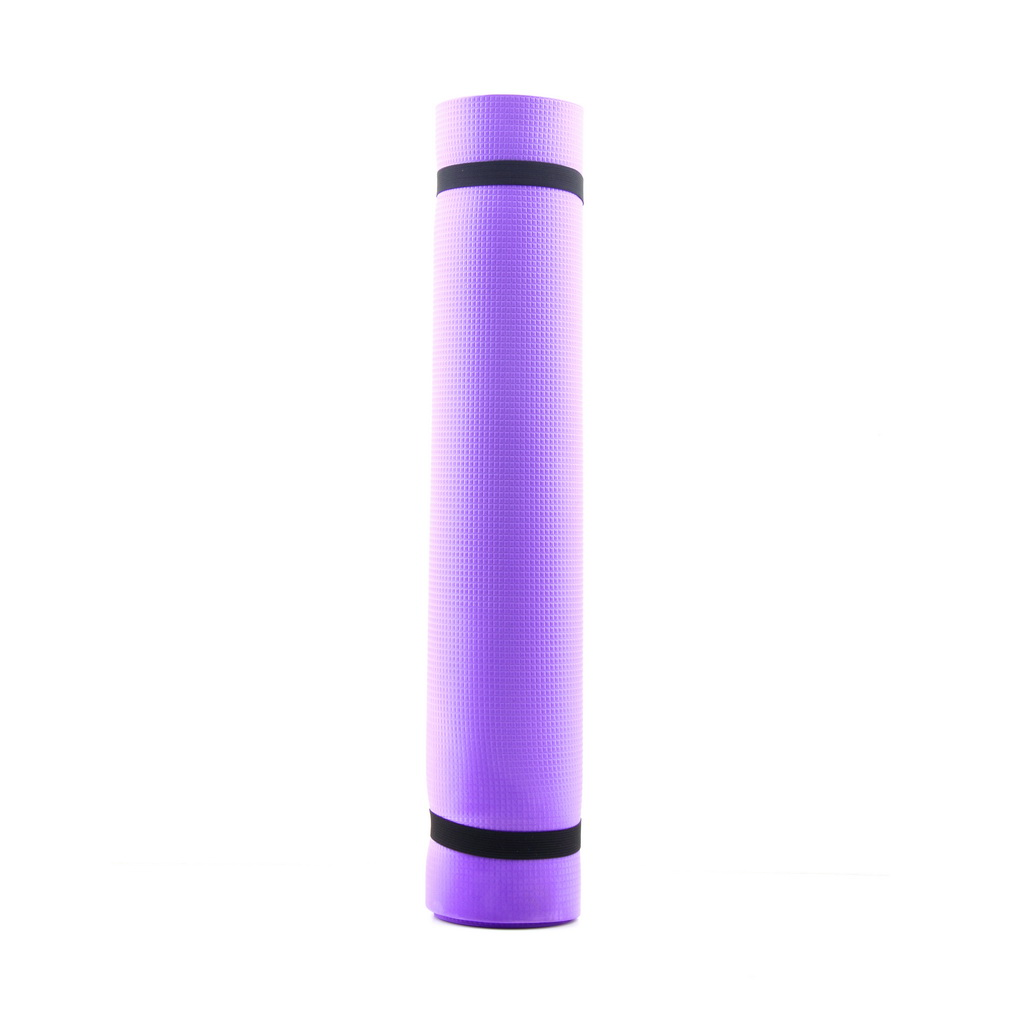 6mm Thick Non-Slip Yoga Mat Exercise Fitness Lose Weight 68x24x0.24inch by