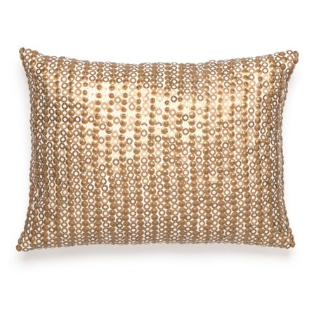 Amy Sia Midnight Storm Embellished Decorative Pillow Walmart Gorgeous Embellished Decorative Pillows