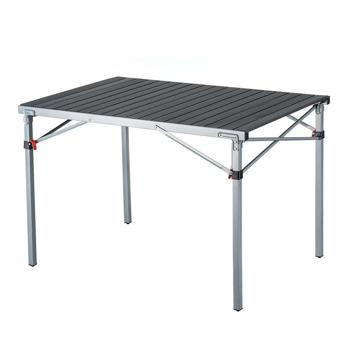 KingCamp Steel Frame Fold Camp Table Aluminum Alloy Roll up top Light Weight Portable Stable Collapsible Foldable with... by Kingcamp