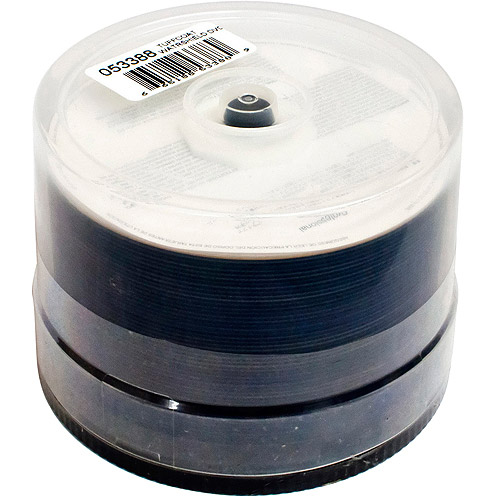 Primera TuffCoat Extreme Surface DVD-R Media, 50-Disc Spindle