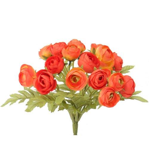August Grove Artificial Ranunculus Stem (Set of 2)