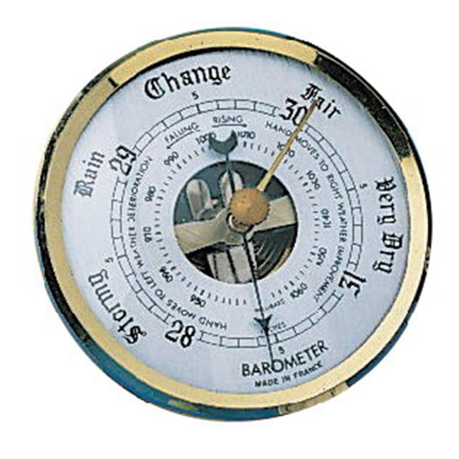 Delta Education 020-1156 Barometer with Instrument SHeet by Delta Education