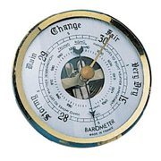 Delta Education 020-1156 Barometer with Instrument Sheet