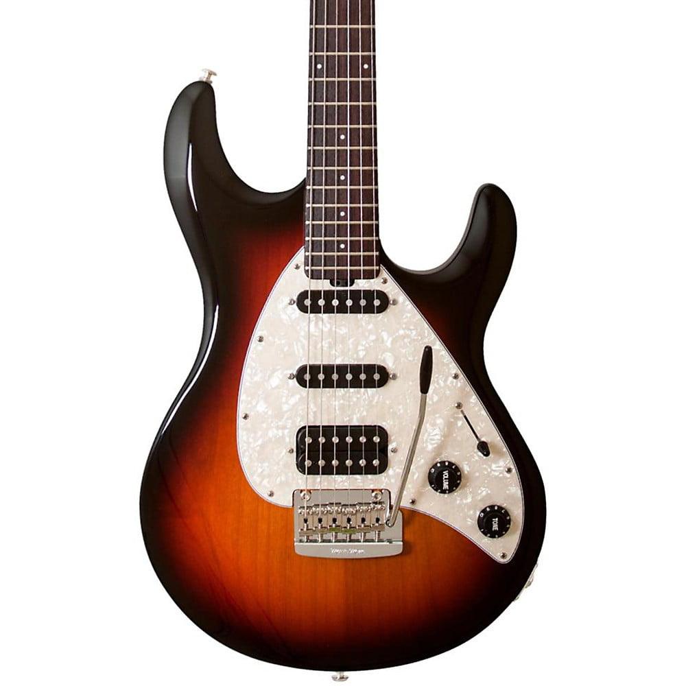Ernie Ball Music Man Silhouette Special Electric Guitar Vintage Sunburst