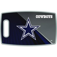"""Dallas Cowboys The Sports Vault 14.5"""" x 9.5"""" Large Cutting Board - No Size"""