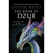 The Book of Dzur : Comprising the Novels Dzur and Jhegaala