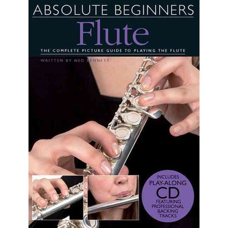 Absolute Beginners Flute by