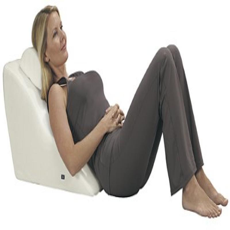 Contour Products Back Wedge Pillow With Massage