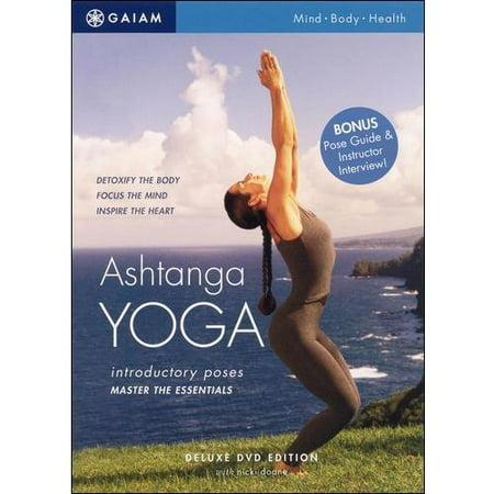 ashtanga yoga introductory poses  walmart