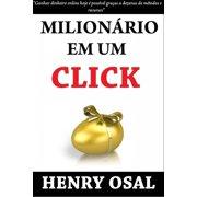 Milionário Em Um Click - eBook