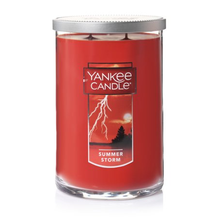 Yankee Candle Summer Storm - Large 2-Wick Tumbler Candle