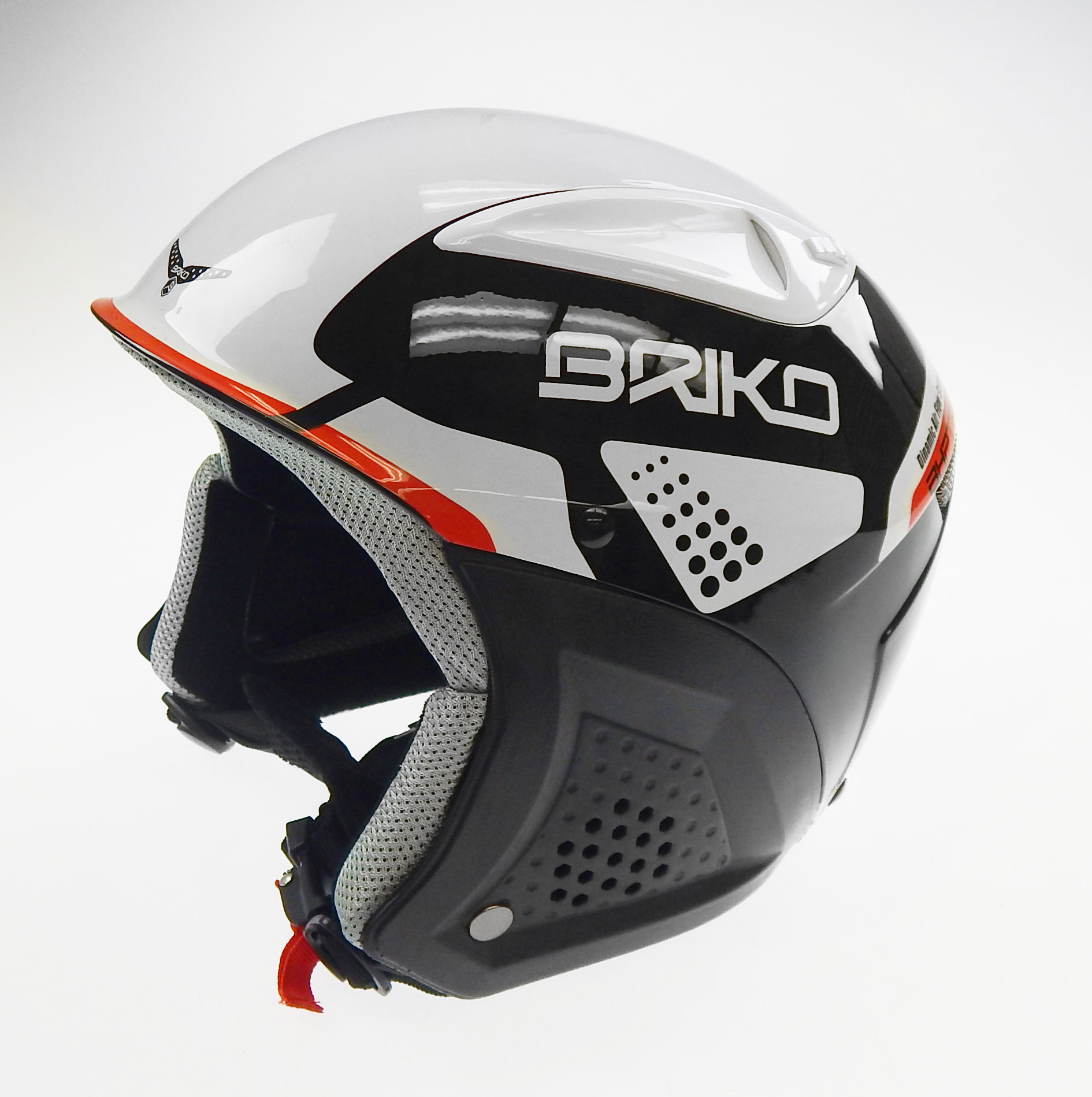 Briko Freemont Ski Helmet Black White Size 52CM by SOGEN SPORTS INC.