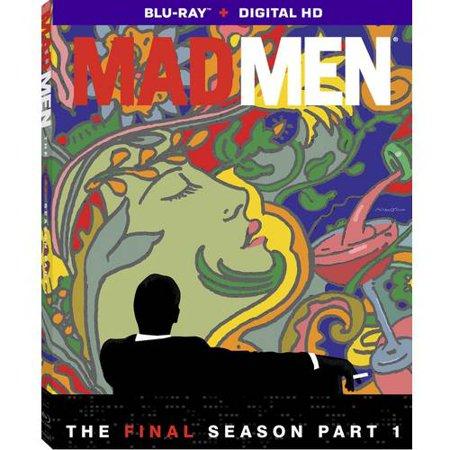 Mad Men  The Final Season   Part 1  Blu Ray   Digital Hd   Widescreen